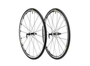 Mavic Ksyrium Elite S Wheelset With Tires
