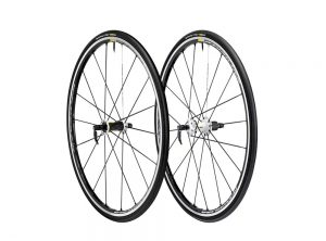 Mavic Ksyrium SLS Wheelset Clincher With Tires