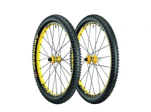 Mavic Crossmax Enduro WTS Disc 650b Wheelset 27.5 inch – Yellow