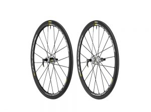 Mavic Ksyrium Pro Disc Wheelset with Tire