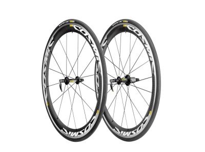 Mavic Cosmic Carbone SLS WTS Wheelset With Tires