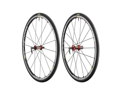 Mavic Ksyrium Elite S Special Edition Wheelset With Tires