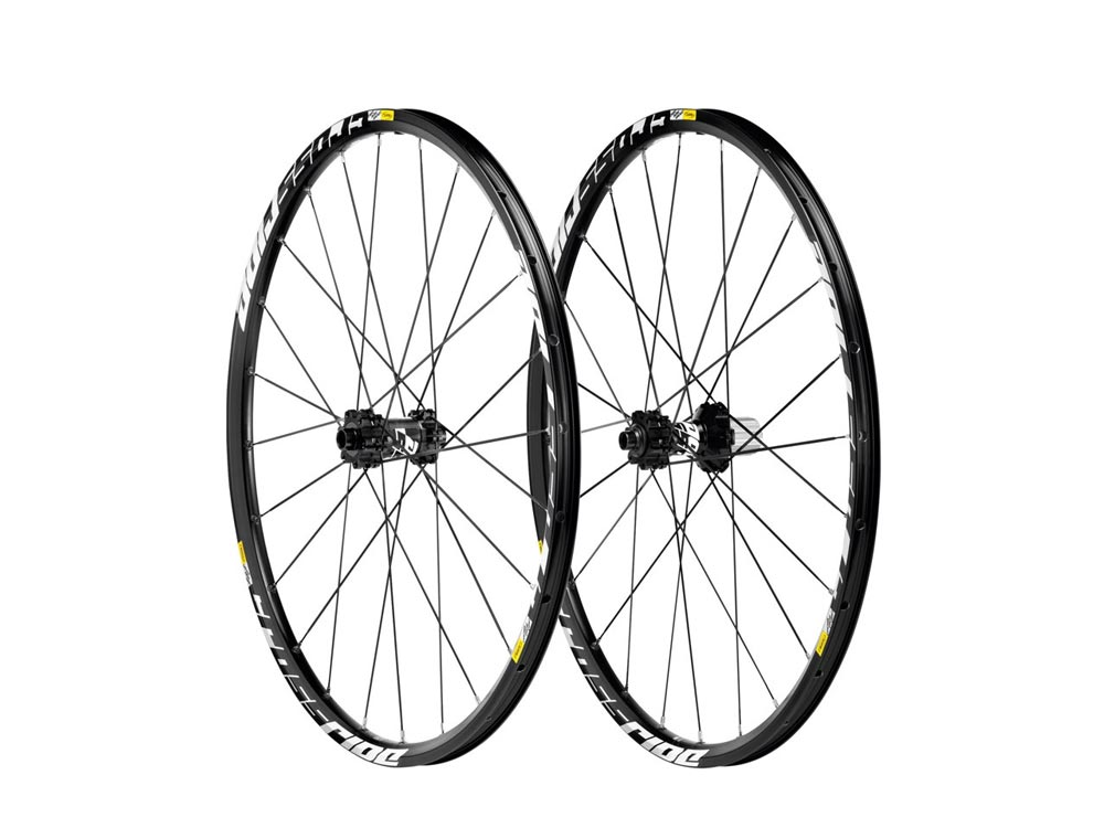 Mavic Crossride Disc 15 12 mm Thru Axle 650b Wheelset 27.5 inch – Black a5f9cdb16