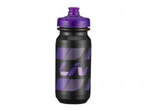LIV Pourfast dualflow bottle (600CC) black/purple