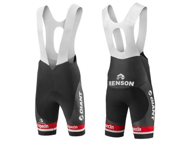 2016 Team Giant-Alpecin Special Edition Bib Short