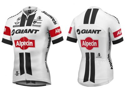 Giant 2016 Team Giant-Alpecin Climber/'s Jersey White