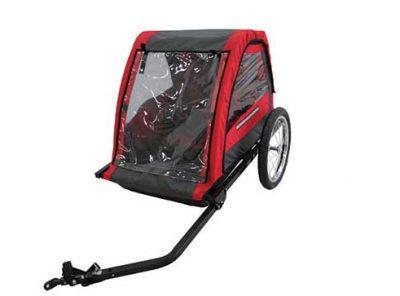 Enterpid 2 seater child trailer