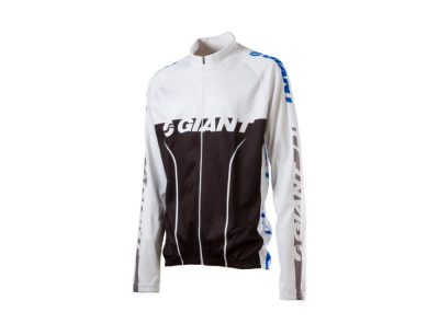 Giant Performance Jacket White – Black